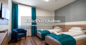 Hotel Szeghalom, Szállás Szeghalom